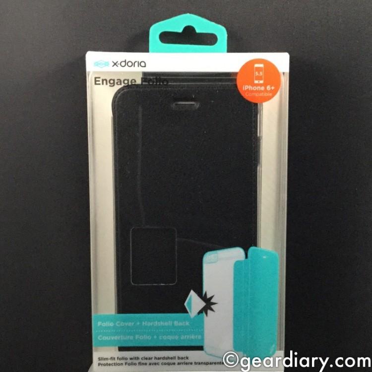 X-Doria Engage Folio for iPhone 6 Plus