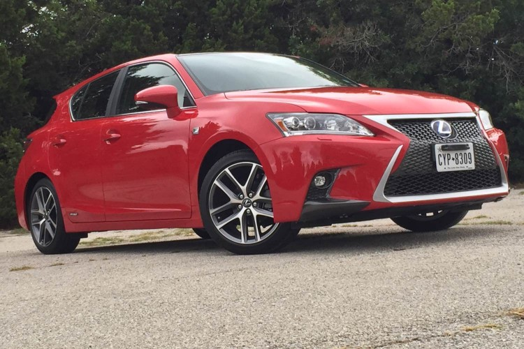 GearDiary 2014 Lexus CT 200h Offers Luxury and Sport in a Hybrid