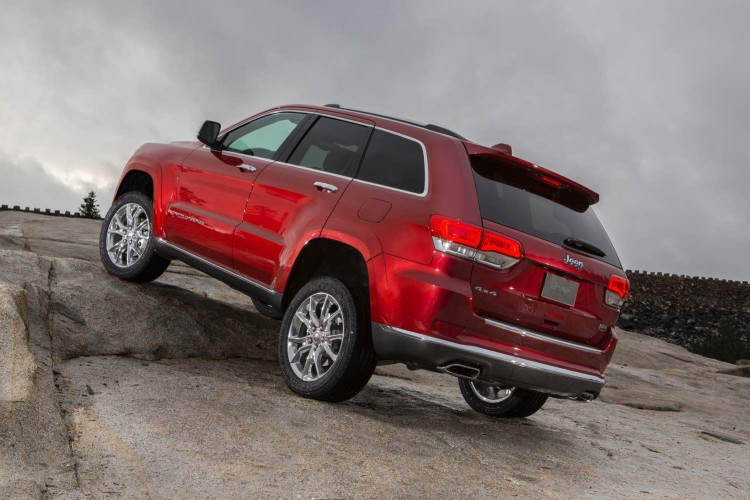 GearDiary 2015 Jeep Grand Cherokee Summit California: The Price of Nice