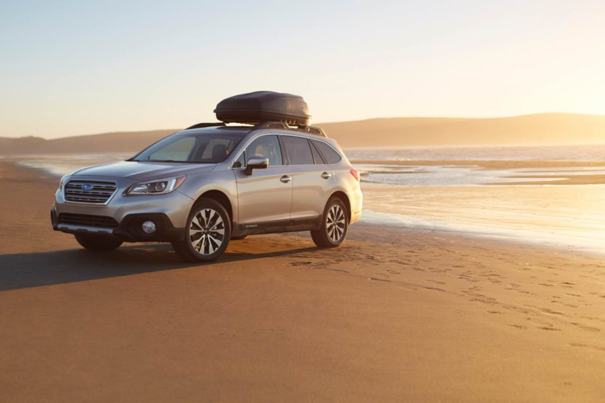 2015 Subaru Outback: The Next-Generation Swiss Army Knife