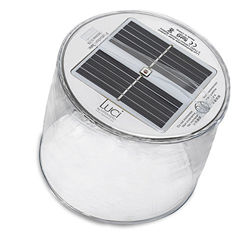 Luci by Mpowerd Inflatable/Rechargeable Outdoor Solar Lantern Review