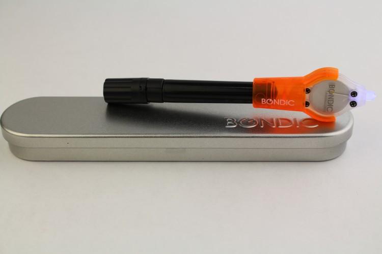 GearDiary Liquid Plastic Welder Bondic Is an Incredible Do-It-Yourself Tool