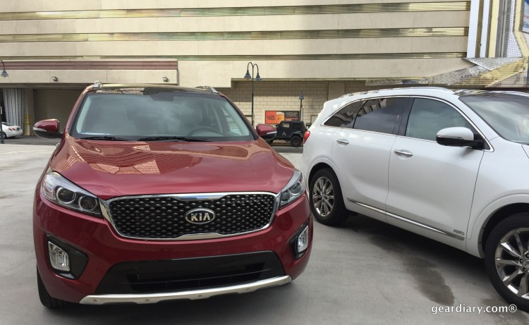 Gear Diary Covers the 2016 Kia Sorento Press Introduction at Lake Tahoe.48