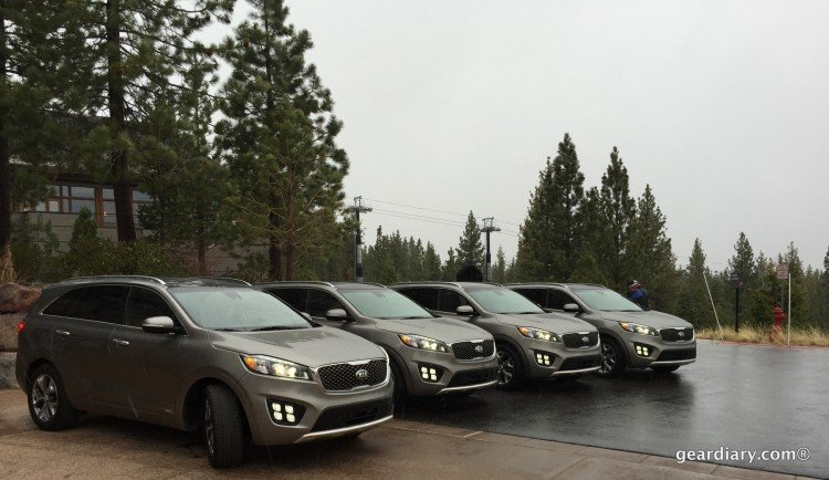 Gear Diary Covers the 2016 Kia Sorento Press Introduction at Lake Tahoe.59
