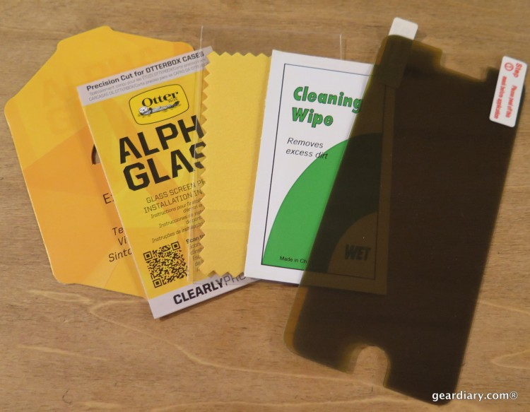 OtterBox Alpha Glass Privacy Screen Protector Review