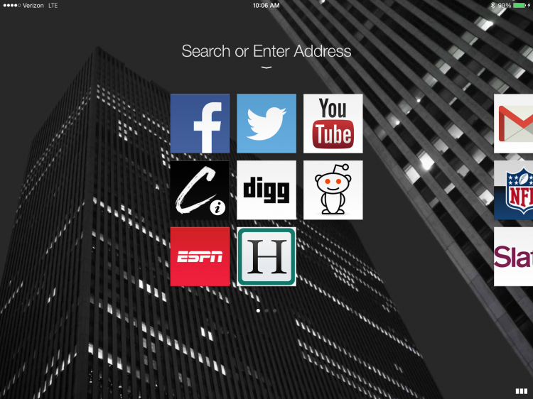 GearDiary Opera Coast Seeks to Deliver the Future of Mobile Web Browsing