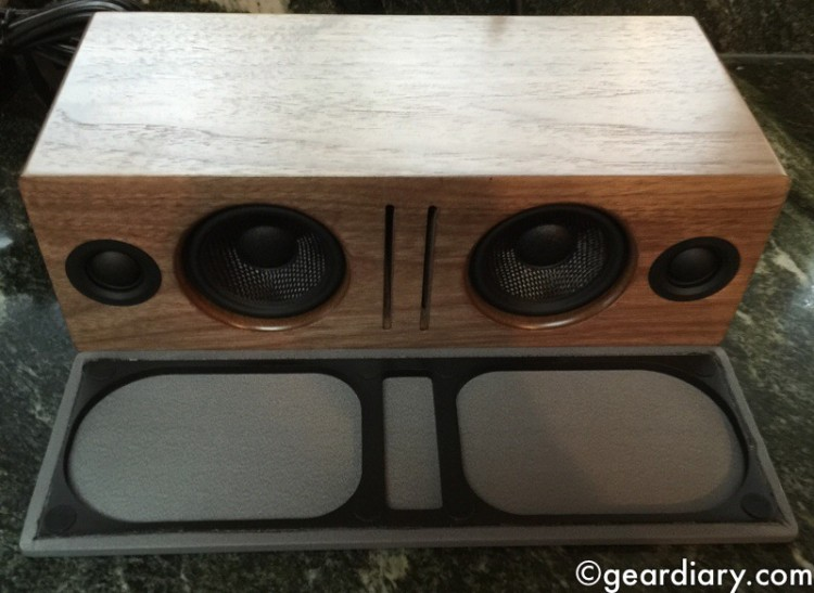 GearDiary AudioEngine B2 Bluetooth Speaker Initial Impressions