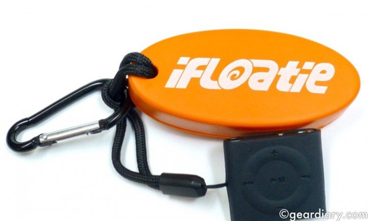 GearDiary Underwater Audio iPod Bundle Lets Your Music Swim with the Fishes