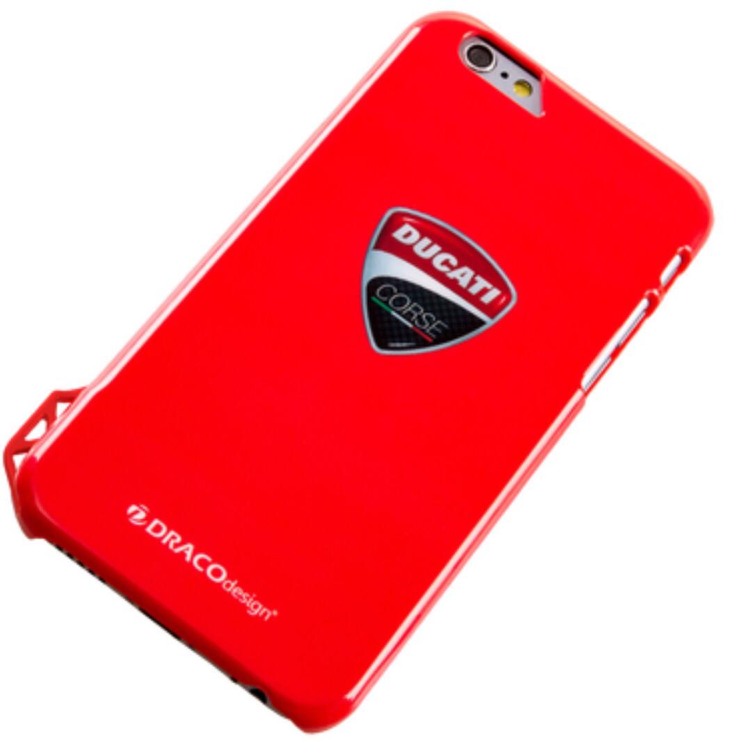 GearDiary DRACOdesign's DUCATI Ultra slim iPhone 6 Case Review