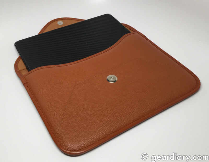 GearDiary Beyzacases Thinvelope iPad Air and iPad Air 2 Case Review