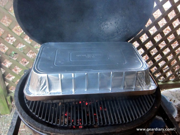GearDiary Ribalizer Lets You Smoke Ribs on Your Gas Grill; Well, Maybe Yours but Not Mine