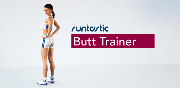 Runtastic Butt Trainer Graphic