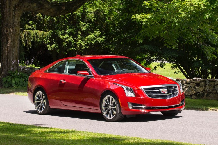 GearDiary 2015 Cadillac ATS Coupe the Next Big (Little) Thing?