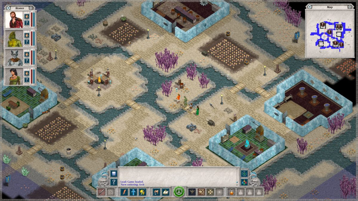GearDiary Spiderweb Cancels Avernum 2 HD After Launch, Halts All iOS Development
