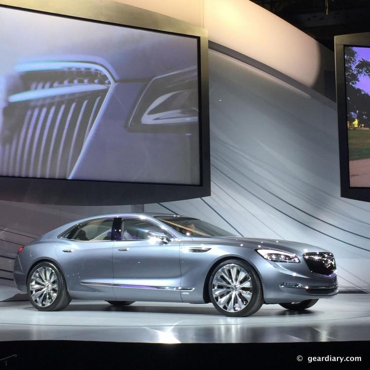 Buick Avenir Concept 1