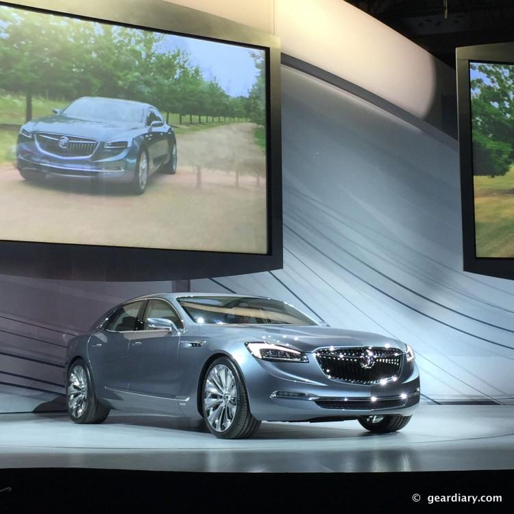 Buick Avenir Concept 3