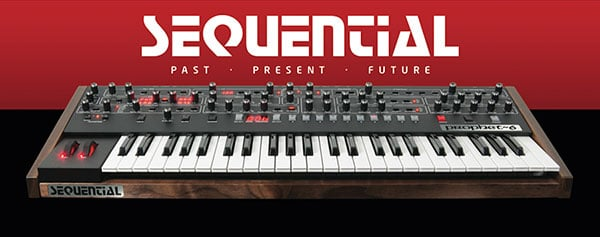 GearDiary Dave Smith Instruments Brings Back Sequential Circuits with the Prophet 6!