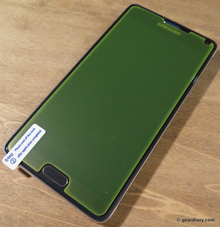 Gear Diary Reviews OtterBox Alpha Glass Screen Protector-004