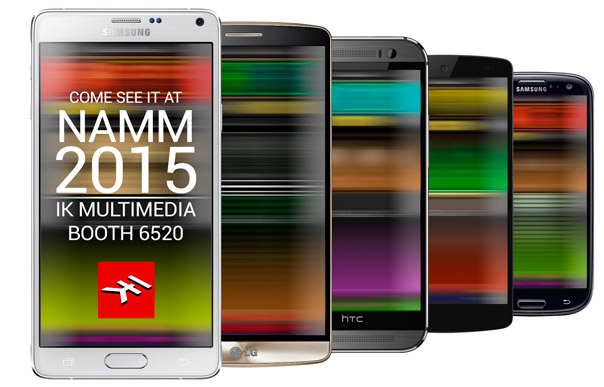 NAMM Music CES Android Apps