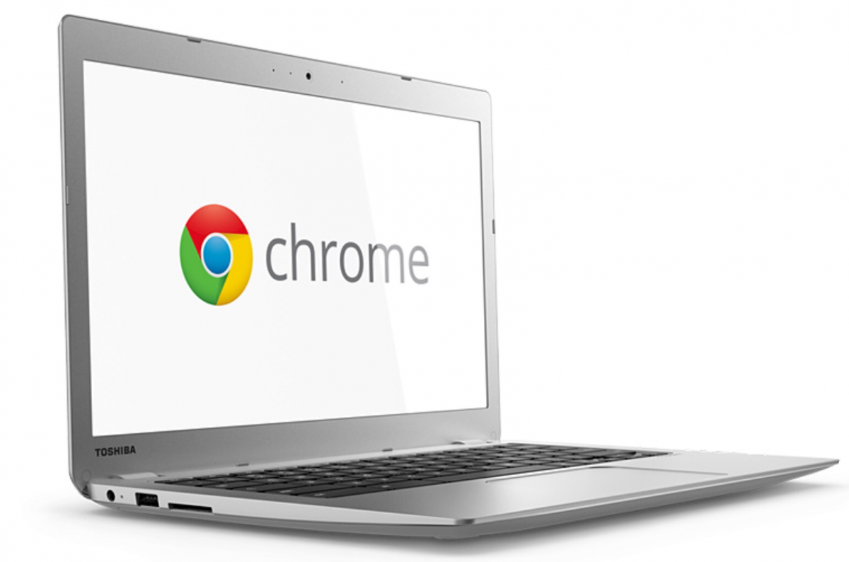 GearDiary A MacBook/iPad User's Take on the Toshiba Chromebook 2