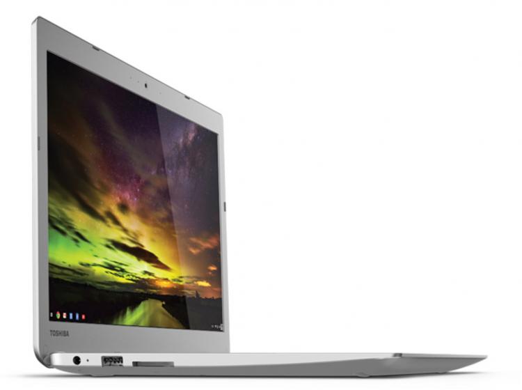 GearDiary A MacBook/iPad User's Take on the Toshiba Chromebook 2