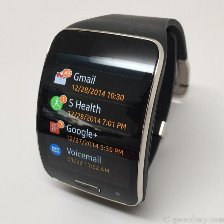 Samsung Gear S and Why You'll Want (or Not Want) One