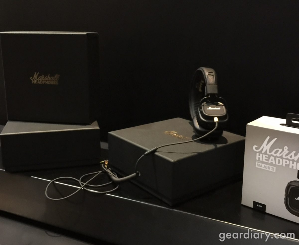 GearDiary Marshall Major 2 Headphones Will Make Your Ears and Wallet Happy