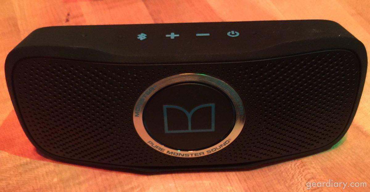 Speakers Monster Audio Visual Gear