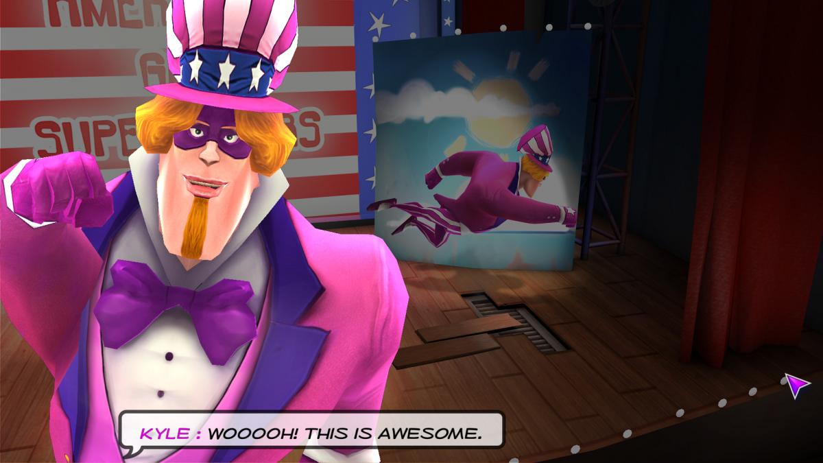 GearDiary Supreme League of Patriots Brings Zany Episodic Humour to PC Gamers!