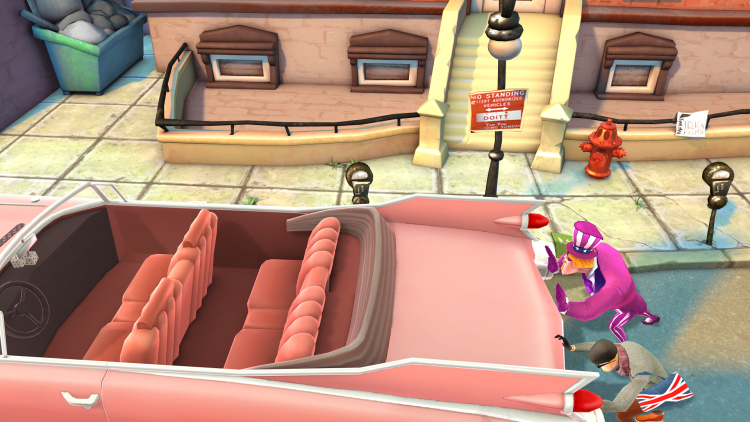 Supreme League of Patriots Brings Zany Episodic Humor to PC Gamers!
