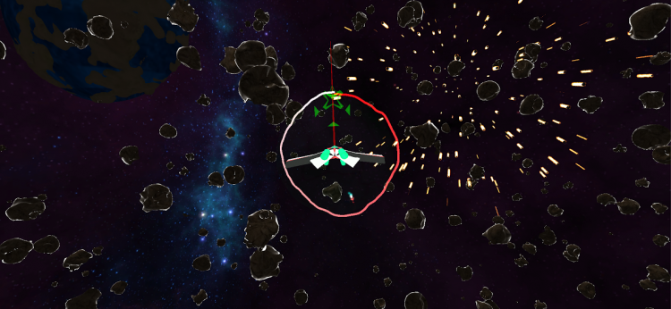 Stellar - a Roguelike Space Shooter with 3D & 2D Combat Coming to PC