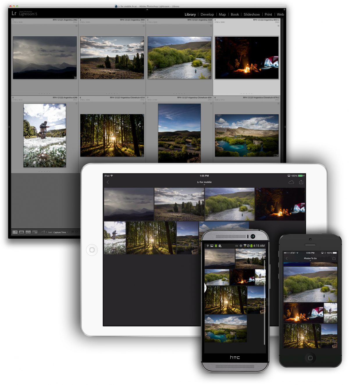 Photography Gear Android Apps