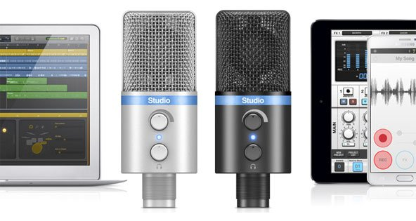 NAMM Music Microphones iPhone Gear iPad Gear Android Gear
