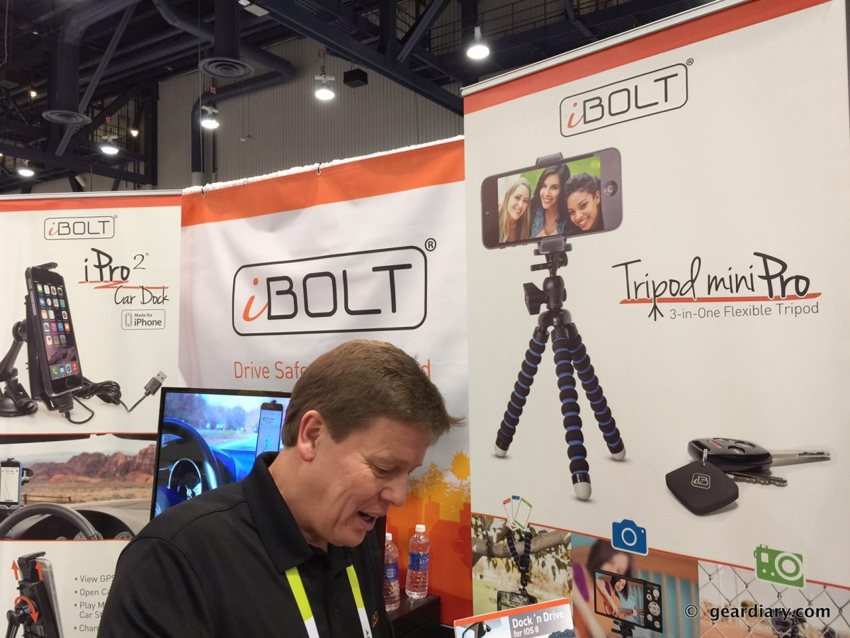 iBolt Saves the Day with Their Camera Mount Products