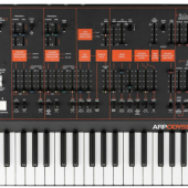 Korg ARP Odyssey Analog Synthesizer Unveiled at NAMM 2015