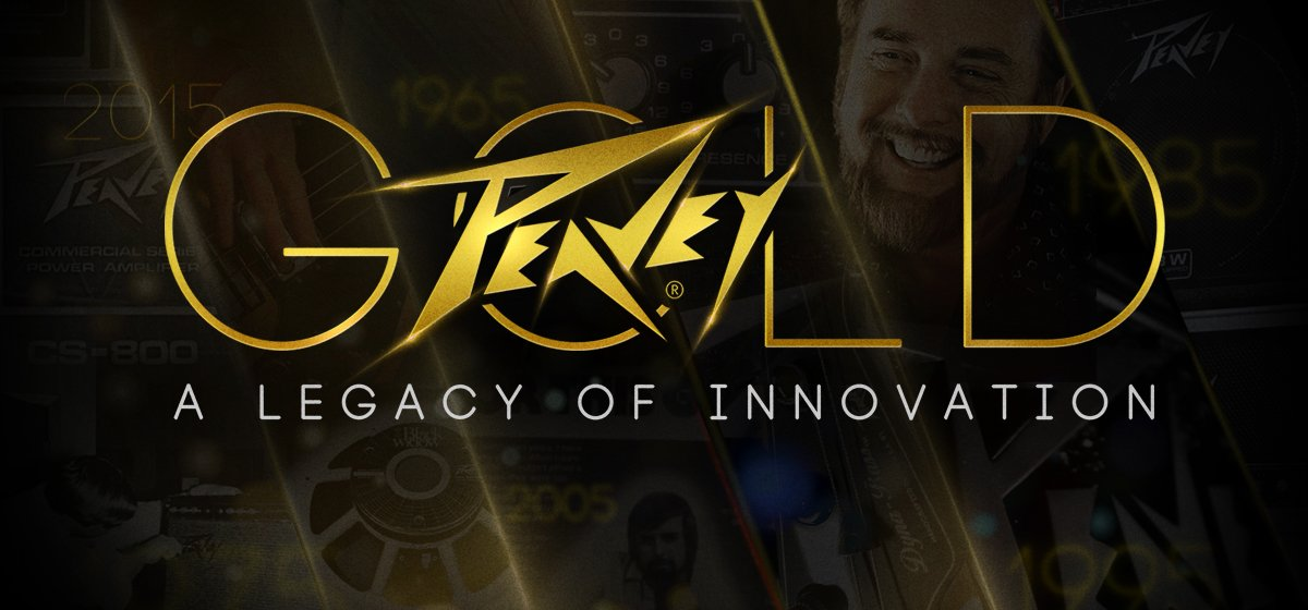 GearDiary Peavey Electronics Introduces 50th Anniversary Guitar Amplifiers at NAMM