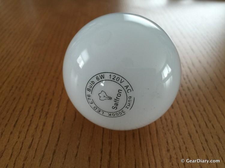 6W Standard LED Bulb
