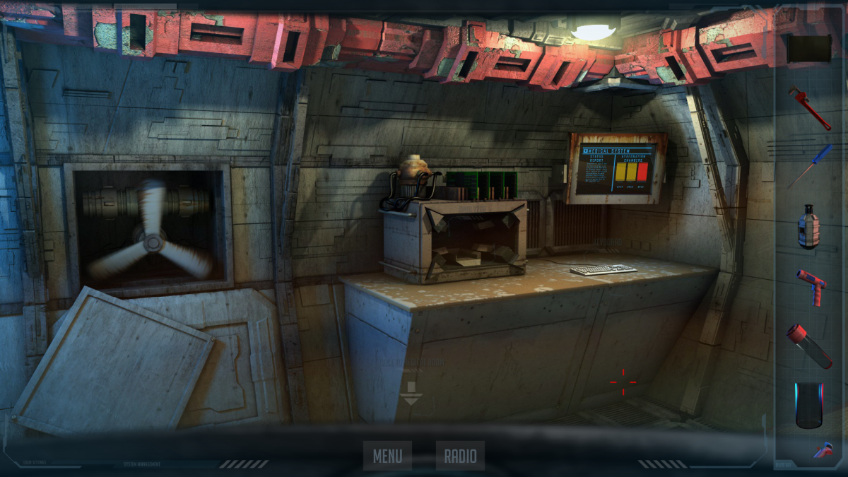 GearDiary Morningstar: Descent to Deadrock, Atmospheric First-Person Sci-Fi Adventure