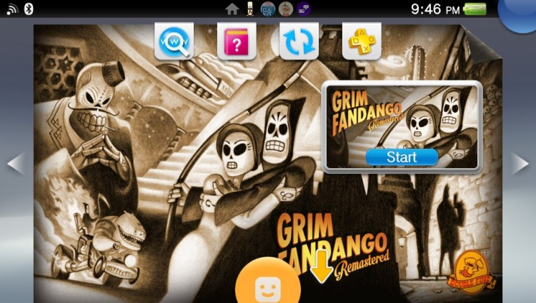 GearDiary Grim Fandango Remastered Review - Bringing the Joy of Death Back into Style