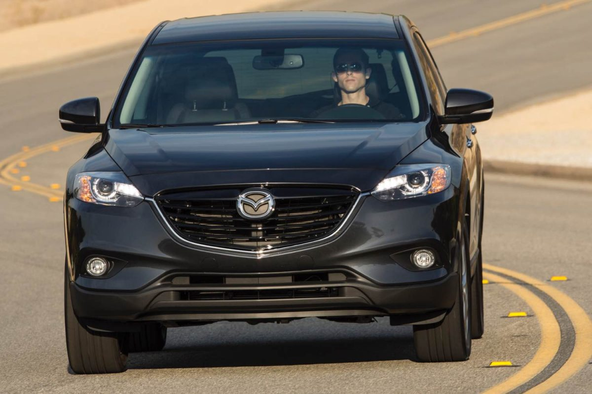 2015 mazda cx 9 is still a winner geardiary. Black Bedroom Furniture Sets. Home Design Ideas