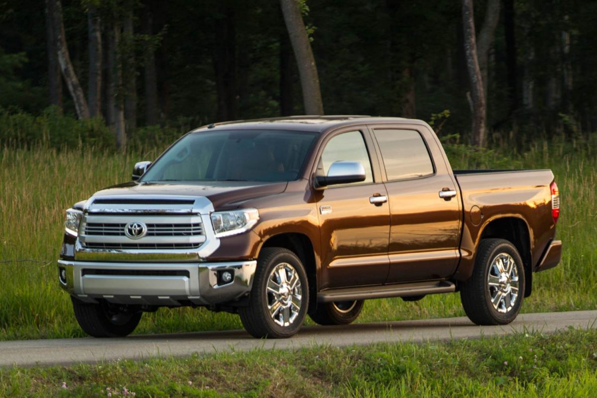 2015 Toyota Tundra 1794 Rides High In The Saddle Geardiary
