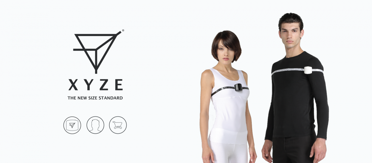 GearDiary Startup XYZE Announces 'On' for a Perfect Clothing Fit Every Time