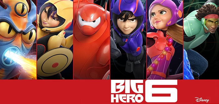 GearDiary Big Hero 6 Early Digital Release