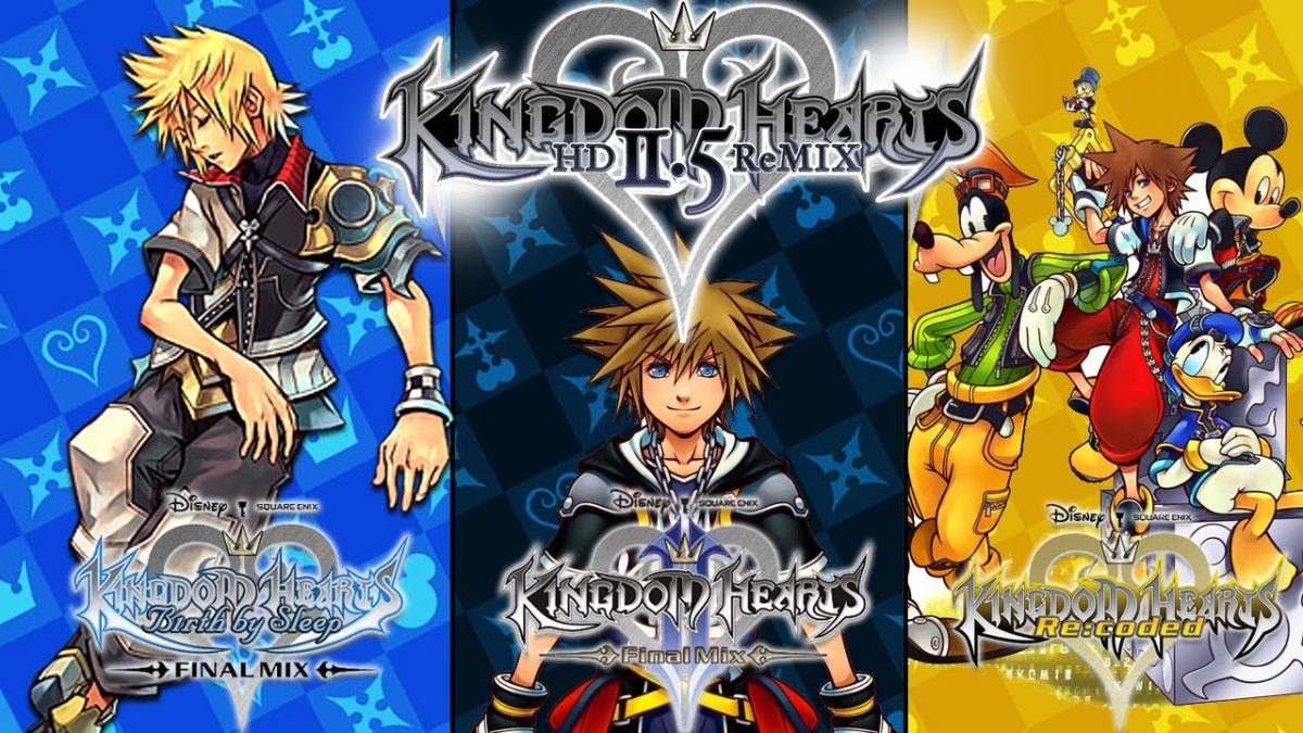 GearDiary Kingdom Hearts HD 2.5 ReMIX Review on PlayStation 3