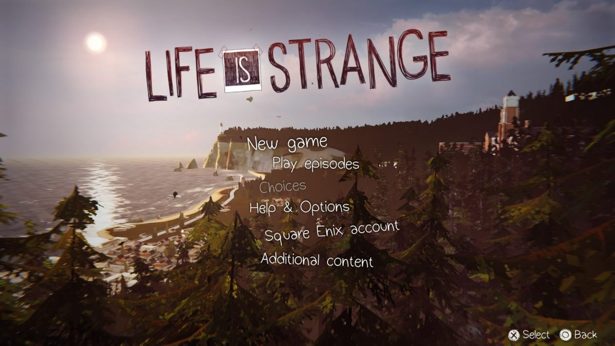GearDiary Life is Strange Episode 1 Review on PlayStation 4