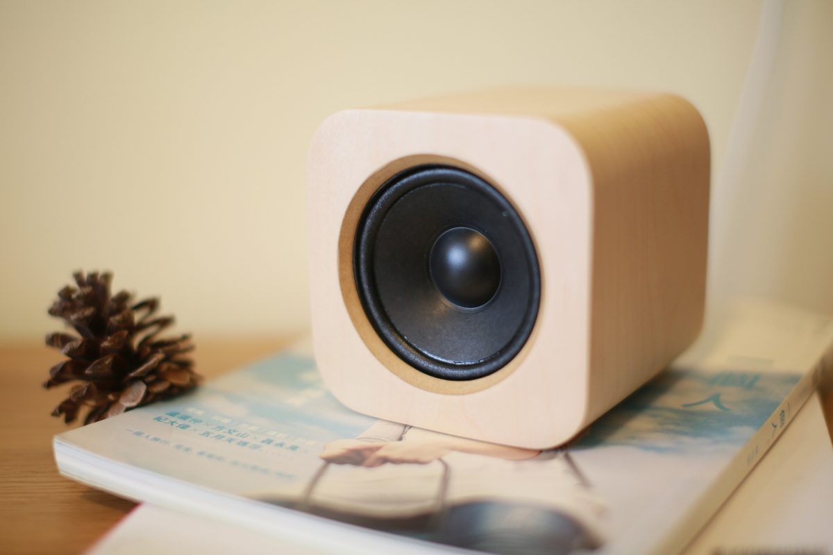 GearDiary Sugr Cube Is a Minimalistic and Beautiful Touch-Based WiFi Speaker