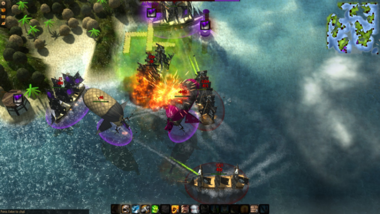 GearDiary High Seas Sandbox Action Game 'Windward' Coming to PC, Mac and Linux!