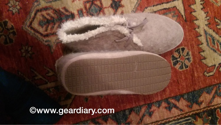 GearDiary Sanuk AmBrrr and PickPocket Shoes: Comfortable and Well Made