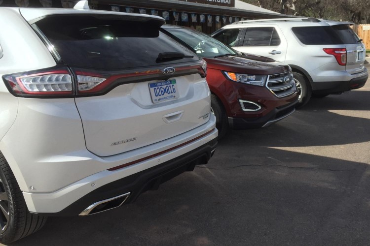 GearDiary 2015 Ford Edge First Drive: No Sign of Slowing Down!