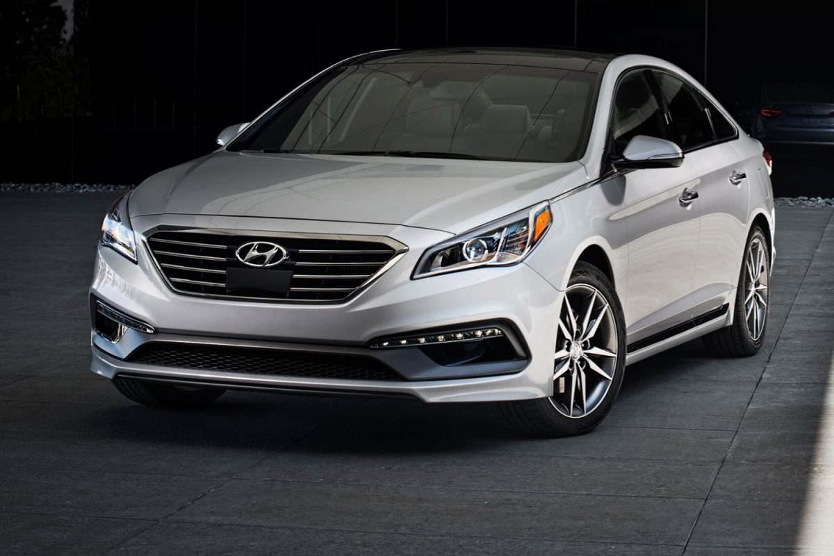 GearDiary 2015 Hyundai Sonata Sport, Where 'Sport' Is a Relative Term